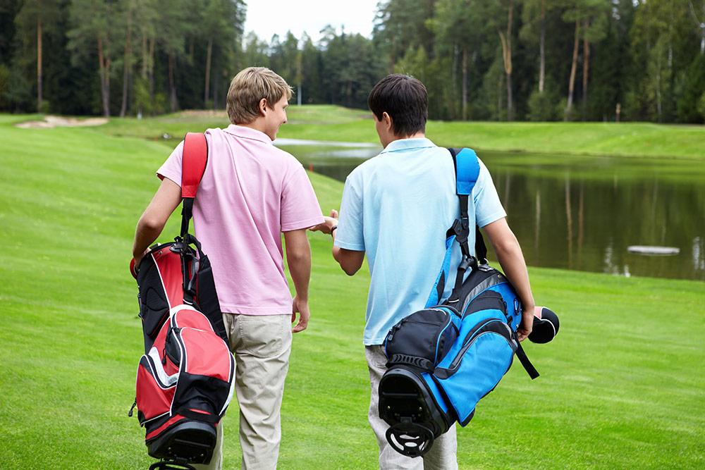 Boka en golfkonferens