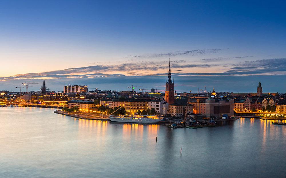 Konferensanläggningar för Stockholmsföretag